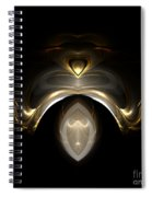 Abstract 116 Spiral Notebook