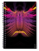 Abstract 152 Spiral Notebook