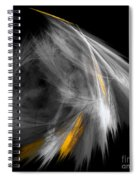 Abstract 156 Spiral Notebook
