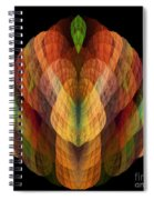 Abstract 202 Spiral Notebook