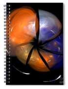 Abstract Eighty-eight Spiral Notebook