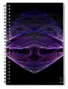 Abstract Eighty-one Spiral Notebook