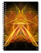 Abstract Ninety-eight Spiral Notebook