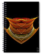 Abstract Ninety-two Spiral Notebook