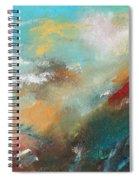 Abstract No 1 Spiral Notebook
