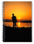 Achill Island, Co Mayo, Ireland Spiral Notebook