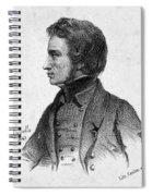 Adam Mickiewicz (1798-1855) Spiral Notebook
