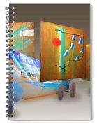 Aftermath II Spiral Notebook