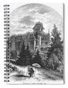 Albert Bierstadt (1830-1902) Spiral Notebook