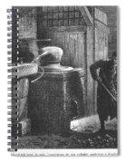 Alcohol: Distillation Spiral Notebook