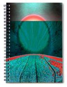 All Roads Lead Spiral Notebook