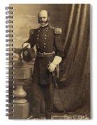 Ambrose Burnside, Union General Spiral Notebook