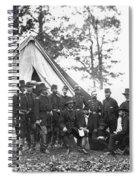 Ambrose E. Burnside Spiral Notebook