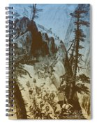 American Gold Rush Spiral Notebook