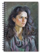 Ana Spiral Notebook