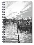 Anchor Inn Cove Spiral Notebook