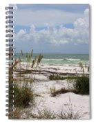 Anclote Key Preserve Spiral Notebook