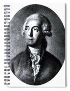 Antoine-laurent Lavoisier, French Spiral Notebook