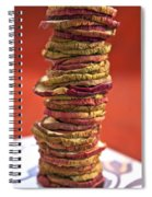 Apple Chips Spiral Notebook