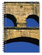 Aqueduc Du Pont Du Gard.provence Spiral Notebook