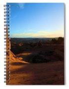 Arches Starburst Spiral Notebook