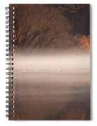 As The Fog Lifts Spiral Notebook