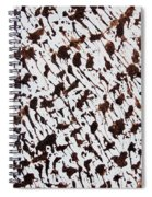 Aspen Mocha Latte Spiral Notebook
