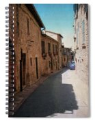 Assisi Italy Spiral Notebook