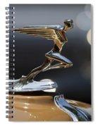 Auburn Spiral Notebook