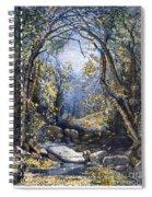 Autumn, 1873 Spiral Notebook