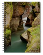 Avalanche Gorge Spiral Notebook