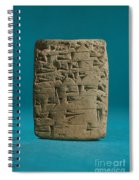 Babylonian Clay Tablet Spiral Notebook