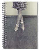 Ballerinas Spiral Notebook
