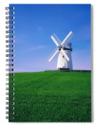 Ballycopeland Windmill, Millisle Spiral Notebook