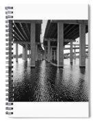 Baltimore By-pass Spiral Notebook