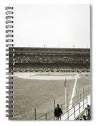 Baseball Game, C1912 Spiral Notebook