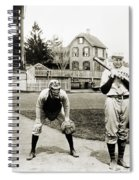 Baseball: Princeton, 1901 Spiral Notebook