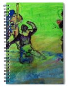 Batter Up Spiral Notebook