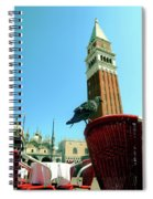 Best Seat In The House Spiral Notebook