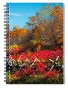 Beyond Boundaries Spiral Notebook