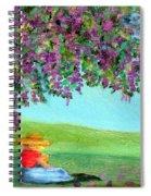 Beyond The Arbor Spiral Notebook