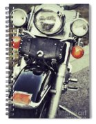 Bike Spiral Notebook