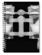 Binoculars X-ray Spiral Notebook