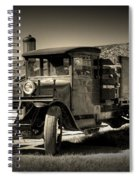Bodie Gas Stop Spiral Notebook