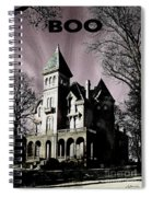 Boo Spiral Notebook