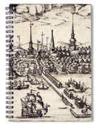 Boston, 1743 Spiral Notebook