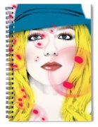 Britney Spears Spiral Notebook
