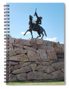 Buffalo Bill Spiral Notebook