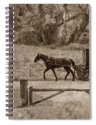 Buggy Spiral Notebook