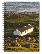 Bunbeg, County Donegal, Ireland Sunset Spiral Notebook
